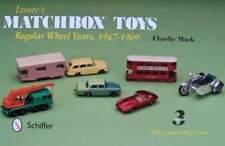 LIVRE/GUIDE DE PRIX/BOOK : LESNEY MATCHBOX TOYS REGULAR WHEELS YEARS 1947-1969