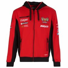 Official PBM Be Wiser Ducati Hoodie Fleece . 18PBM-AH1