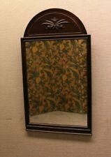 Adams Style Mahogany Mirror, circa 1920