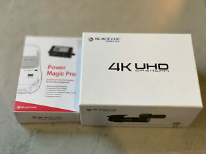 BLACKVUE DR900S-2CH 32GB - 4K-UHD + Power Magic Pro HW Kit - 2019 MODEL