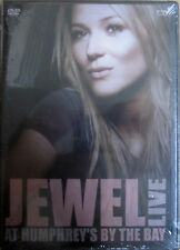 Jewel - LIVE AT HUMPHREY'S BY THE BAY DVD - Sealed