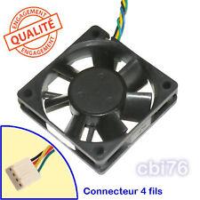 Ventilateur CPU pour PC Fujitsu-siemens Scenic e620 Réf:V26815-B116-V39
