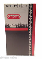 "GENUINE OREGON 91VXL CHAINSAW CHAIN / BLADE FOR STIHL MS230 14"" 1.3mm 3/8"""
