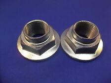 Miatamecca New Rear Axle Nut Set Fits 99-05 Mazda Miata MX5 GJ2133042B OEM