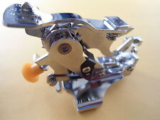 RUFFLER Sewing Machine Presser Foot for LOW SHANK Janome New Home Singer Husky