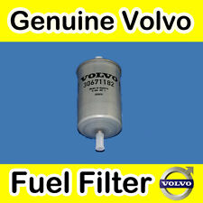 GENUINE VOLVO S70, V70, C70, XC70 (-00 Petrol) FUEL FILTER