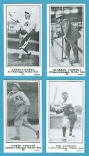 1915 M101-5 The Sporting News Reprint Team Sets: Chicago White Sox (Joe Jackson)