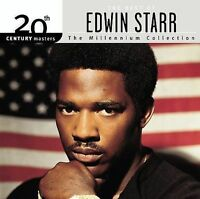 20th Century Masters: The Best of Edwin Starr (Millennium Collection) (Audio CD)