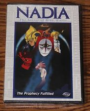 Nadia: Secret of the Blue Water - The Prophecy Fulfilled Vol.10 (DVD, 2002) NEW