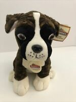 Bailey Boxer Dog Robbies Lifetime Collision Repairs Promo 9 Inch Plush