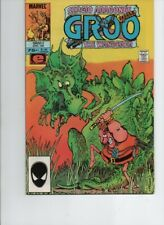 Groo the Wanderer # 2(Marvel/Epic 1985) Sergio Aragones  VF