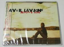 Avril Lavigne Nobody's Home Japan CD new BVCP-29047 video Take Me Away LIVE