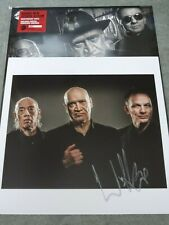 WILKO JOHNSON - BLOW YOUR MIND LP VINYL RECORD & LIMITED EDITION SIGNED PRINT