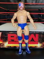 Hacksaw Jim Duggan - Basic Summerslam Series - WWE Mattel Wrestling Figure