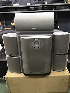 ENERGY TAKE 6 5.1 SYSTEM SILVER 50% OFF