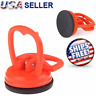 """Glass Suction Cup Dent Puller Remover Metal Lifter Locking Quick 2.5"""" Mini NEW"""