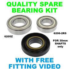 Washing Machine Drum Bearing Kit 30mm fits HOTPOINT INDESIT
