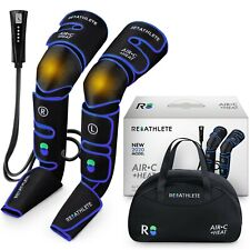Leg Massager, Air Compression for Circulation Calf Feet Thigh - USA - ReAthlete