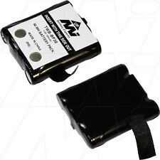 4.8V 730mAh Replacement Battery Compatible with Uniden BP38
