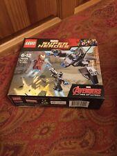 Lego Marvel 76029 Iron Man VS Ultron Brand New In Sealed Box