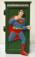 "SUPERMAN 7"" PHONE BOOTH Radio Vanity Fair Vintage 1978 DC Comics"