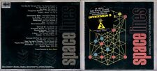CD SPACELINES SONIC SOUNDS FOR SUBTERRANEANS A DJ SELECTION BY SONIC BOOM