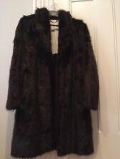 Rare NWOT Maison Martin Margiela x H&M Authentic Fur Coat