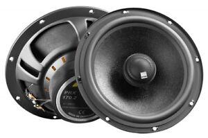 Eton PRX 170.2 16,5 cm Koaxial Lautsprecher 2-Wege 50 Wrms 1 Paar  Coaxial Speak