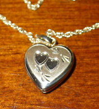 Engraved Locket
