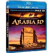 Blu Ray  ARABIA 3D (Br+Br 3D) .....NUOVO