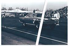 1960s Drag Racing-Sox & Martin's 68 Hemi Road Runner-NHRA WINTERNATIONALS-POMONA