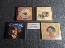 Grateful Dead 4 Hdcd Lot - American Beauty/Blues Allah/Built Last/Workingman's