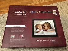 Nixplay Original 15 inch WiFi Cloud Digital Photo Frame W15A