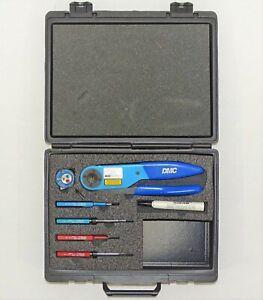 PEI-Genesis KPSE-KIT DMC Daniels Crimp Tool Kit for ITT/Cannon KPSE Size 16 20