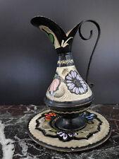 vase soliflore cuivre art nouveau CURIOSITY by PN