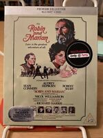 ROBIN AND MARIAN : SEAN CONNERY & AUDREY HEPBURN : BLURAY & DVD - HMV EXCLUSIVE