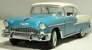 1955 Chevrolet BEL AIR  1:24 Franklin Mint