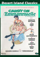 Carry on Emmannuelle 0661799477628 With Kenneth Williams DVD Region 1