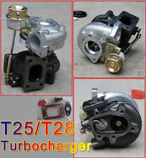T2 wastegate turbo T25/T28 Turbo Turbocharger for Nissan 200SX 180SX S13 S14 s15