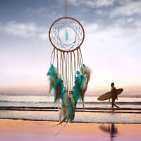 Handmade Dream Catcher Feathers Decoration For Car Wall Hanging Room Home Decor