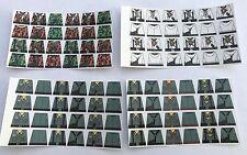 Custom 96 stickers german soldiers WW2 GERMAN GREY CAMO WINTER SIZE - lego torso