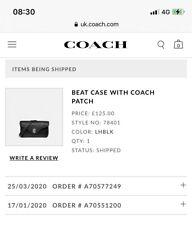 Coach Beat Case Mini Sachel