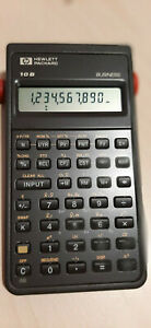 Hewlett-Packard HP10B HP-10B Business Calculator Calculadora