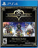 Kingdom Hearts The Story So Far - PlayStation 4 by Square Enix * Brand new * PS4
