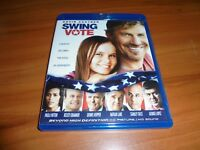 Swing Vote (Blu-ray Disc, Widescreen 2009)  Kevin Costner