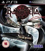 Bayonetta PS3 Playstation 3 **FREE UK POSTAGE!!** FAST 1ST CLASS POST