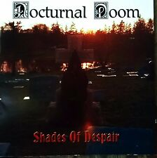 """Nocturnal Doom-""""Shades Of Despair"""" Early pre Witchcross Count 1991 DOOM"""
