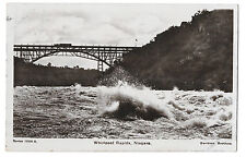 Whirlpool Rapids, Niagara RP PPC Falls Station PMK 1909 by Davidson Brothers