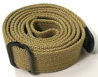 WWII US AIRBORNE PARATROOPER M1A1 CARBINE RIFLE CARRY SLING-KHAKI