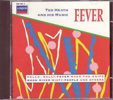 TED HEATH & HIS MUSIC – Fever (London/Polygram 820 180-2, USA - 1984)